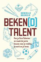 beken(d) talent cover